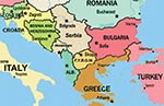 Thumbnail of Bulgaria and neighboring Balkan countries
