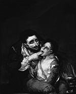 Thumbnail of Francisco José de Goya y Lucientes (1746–1828). Lazarillo de Tormes (1819). Oil on canvas. Private Collection, Giraudon/Bridgeman Art Library/www.bridgeman.co.uk
