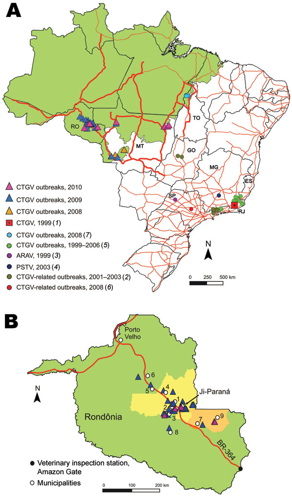 Figure 1 animal movement and establishment of vaccinia virus figure 1 gumiabroncs Gallery