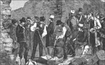 Thumbnail of Disinfecting clothing. France–Italy border during the cholera epidemic of 1865–1866. (Photograph in the author's possession).
