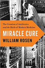 Thumbnail of Miracle Cure: The Creation of Antibiotics and the Birth of Modern Medicine