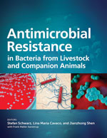 Thumbnail of Antimicrobial Resistance in Bacteria from Livestock and Companion Animals