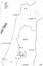 Thumbnail of Canine Leishmaniasis in Israel, 1995-1996.