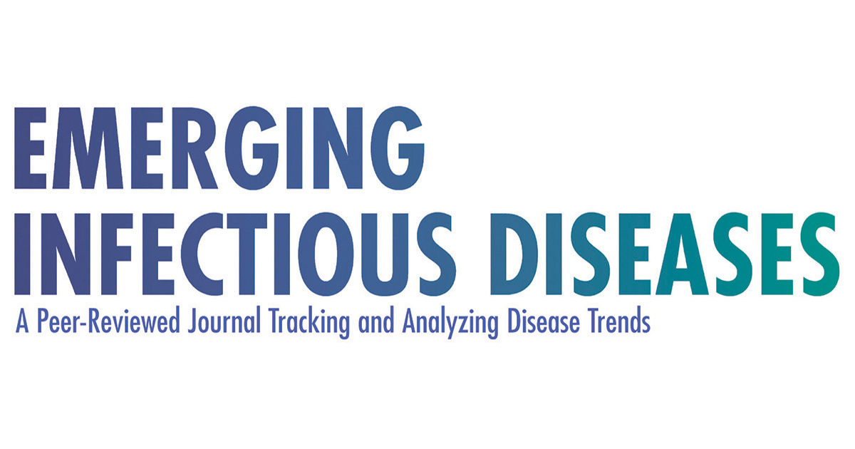 Emerging Infectious Diseases journal - CDC