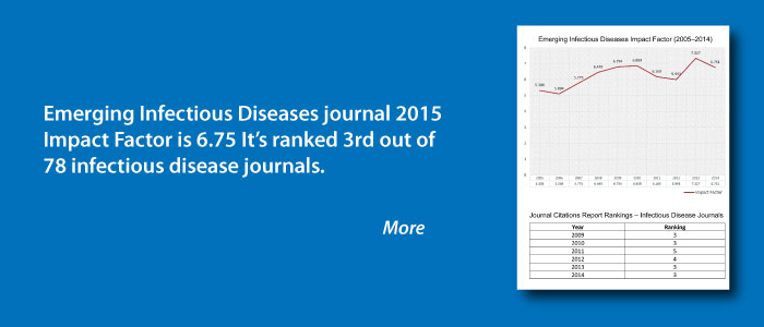 Emerging Infectious Diseases 20-year Timeline - Emerging