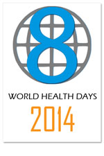 8 World Health Days 2014