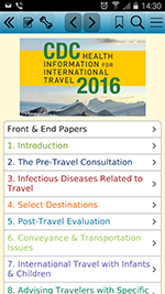 Mobile Apps | Travelers' Health | CDC