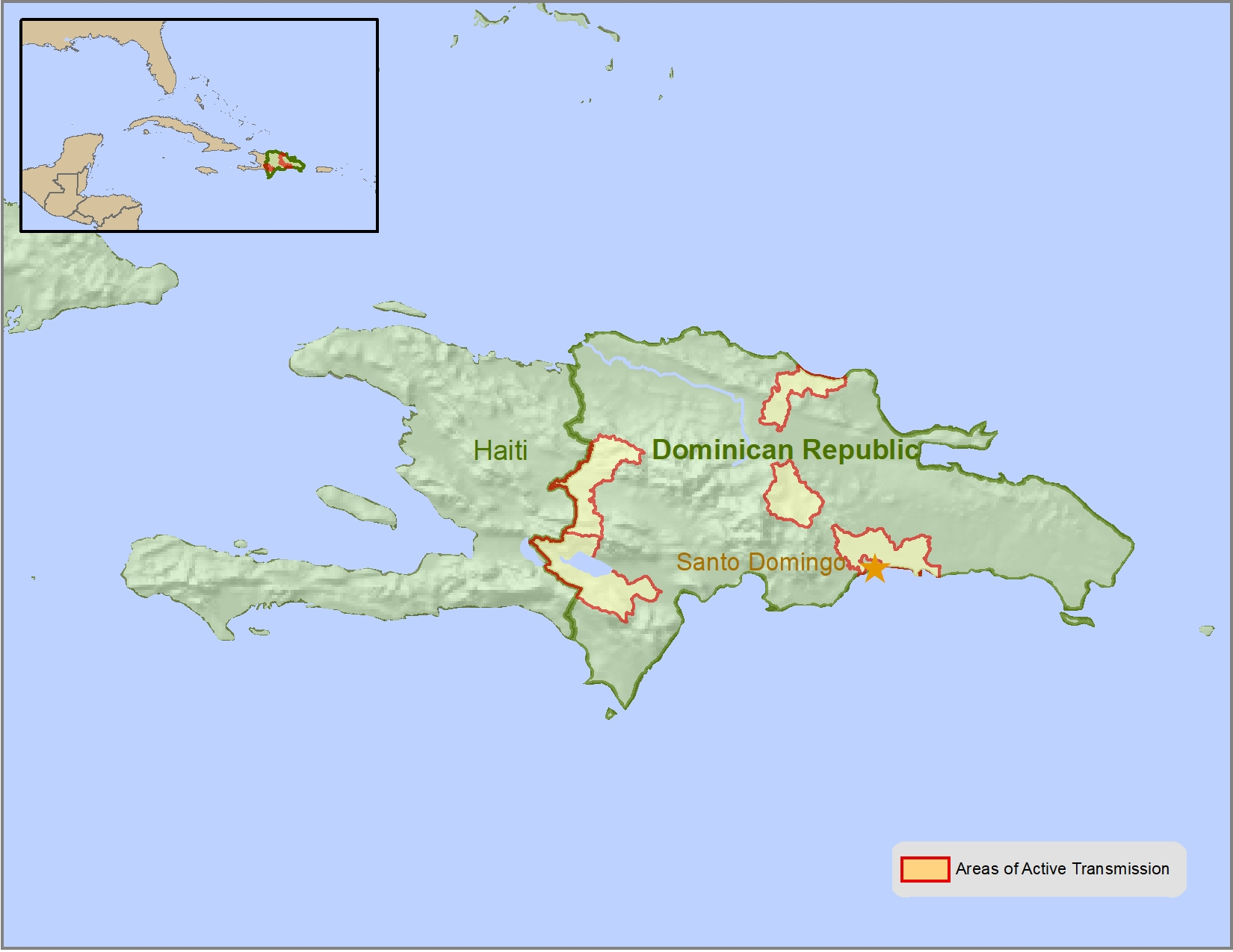 Health Information for Travelers to Dominican Republic ...