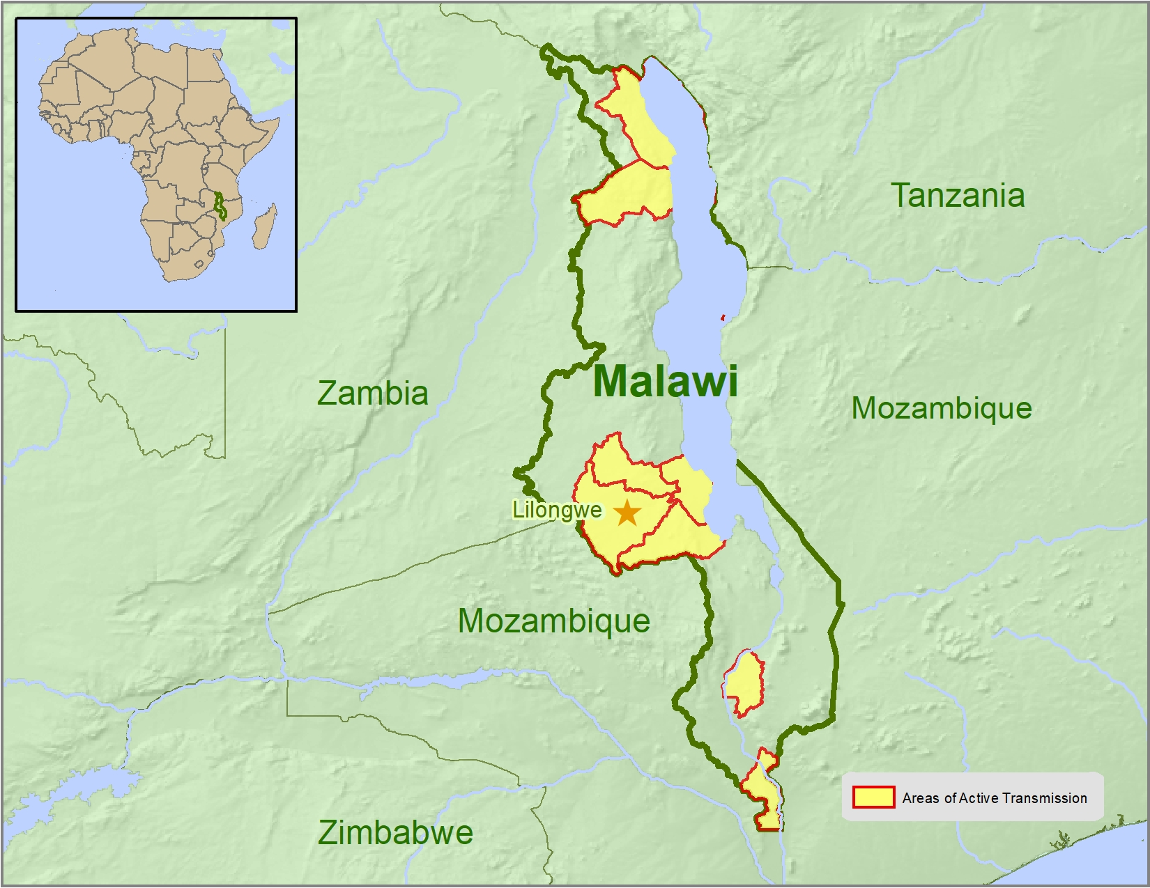 Health Information for Travelers to Malawi Traveler view