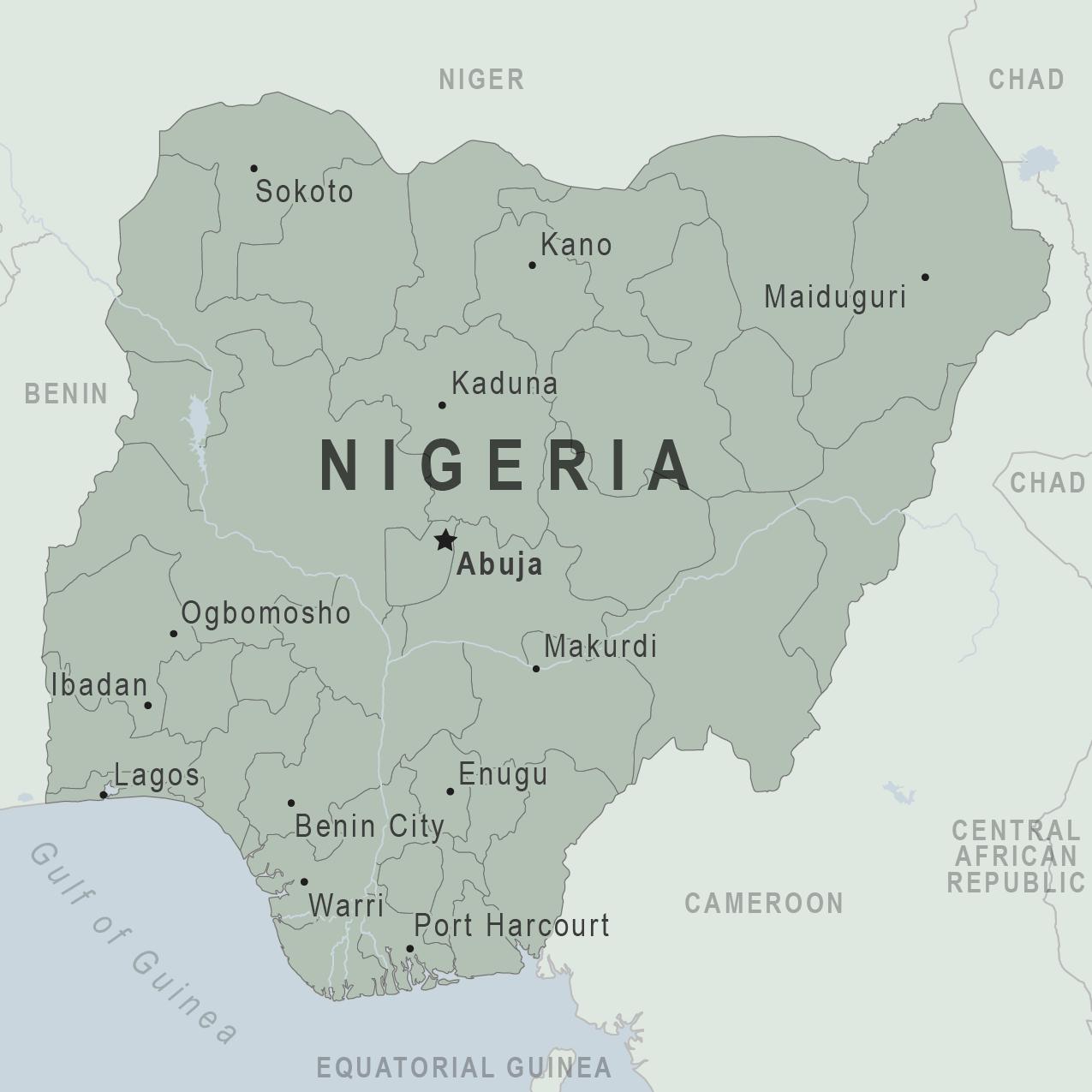 Nigeria Traveler View Travelers Health Cdc