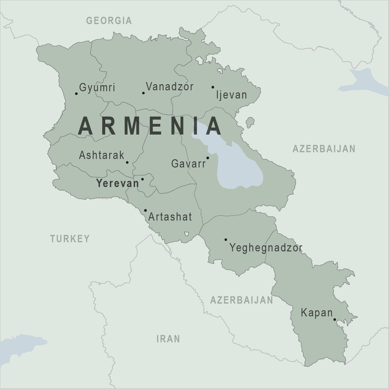 Health Information for Travelers to Armenia - Traveler view ...