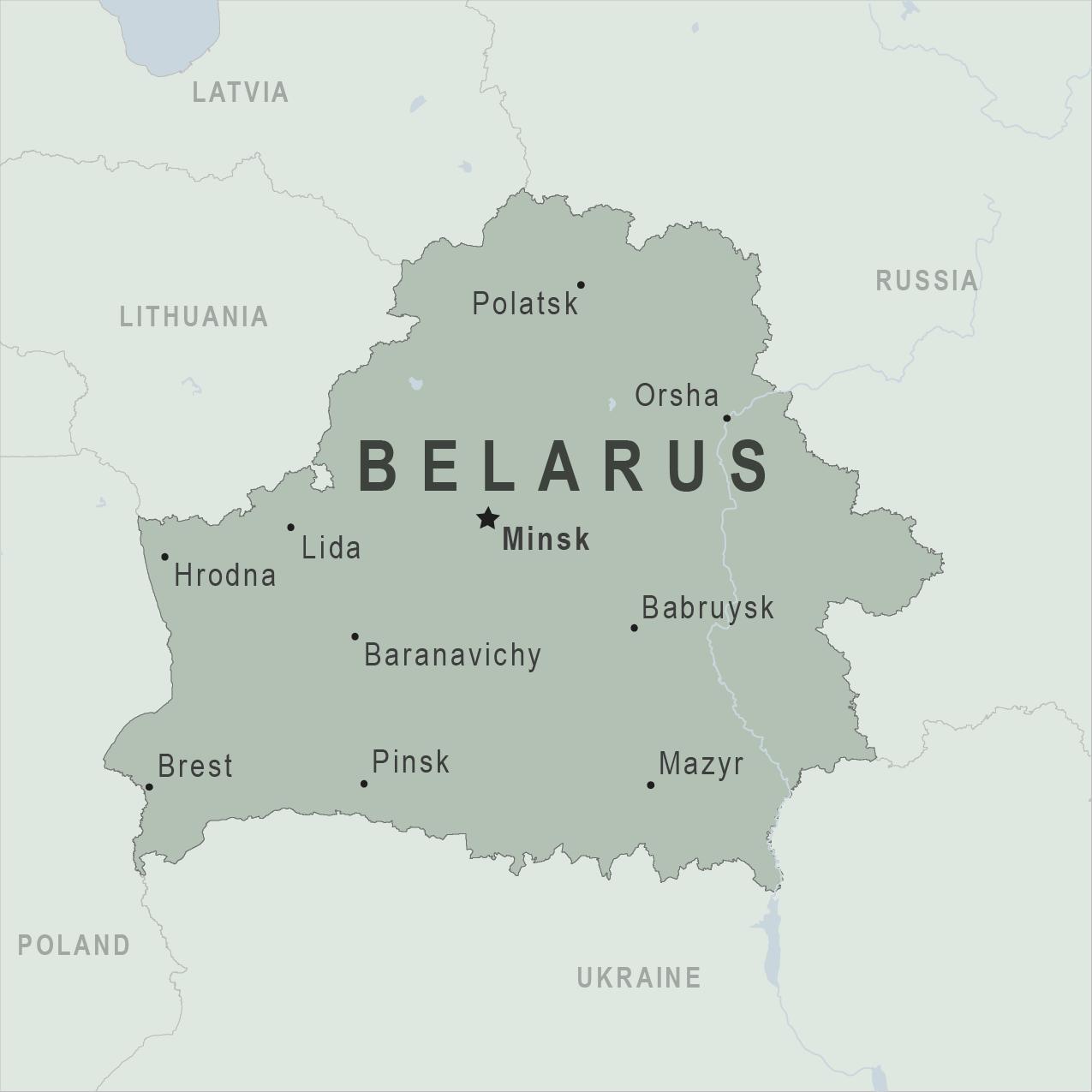 Health Information For Travelers To Belarus Traveler