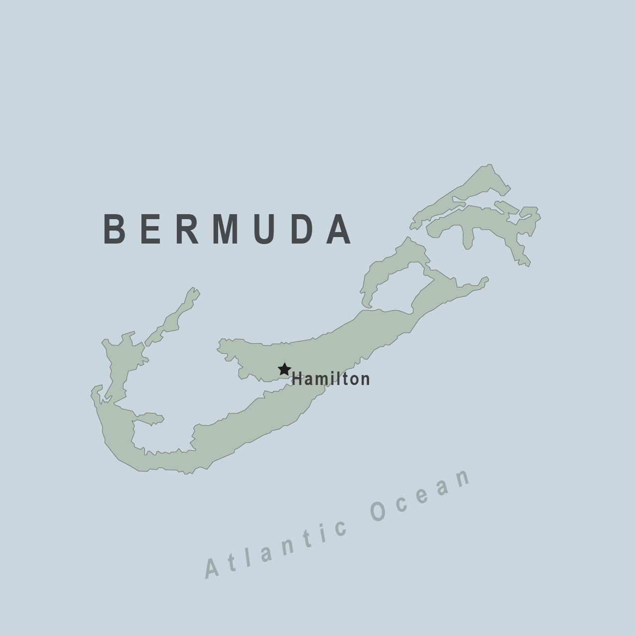 Health Information For Travelers To Bermuda UK Traveler View - Bermuda map usa