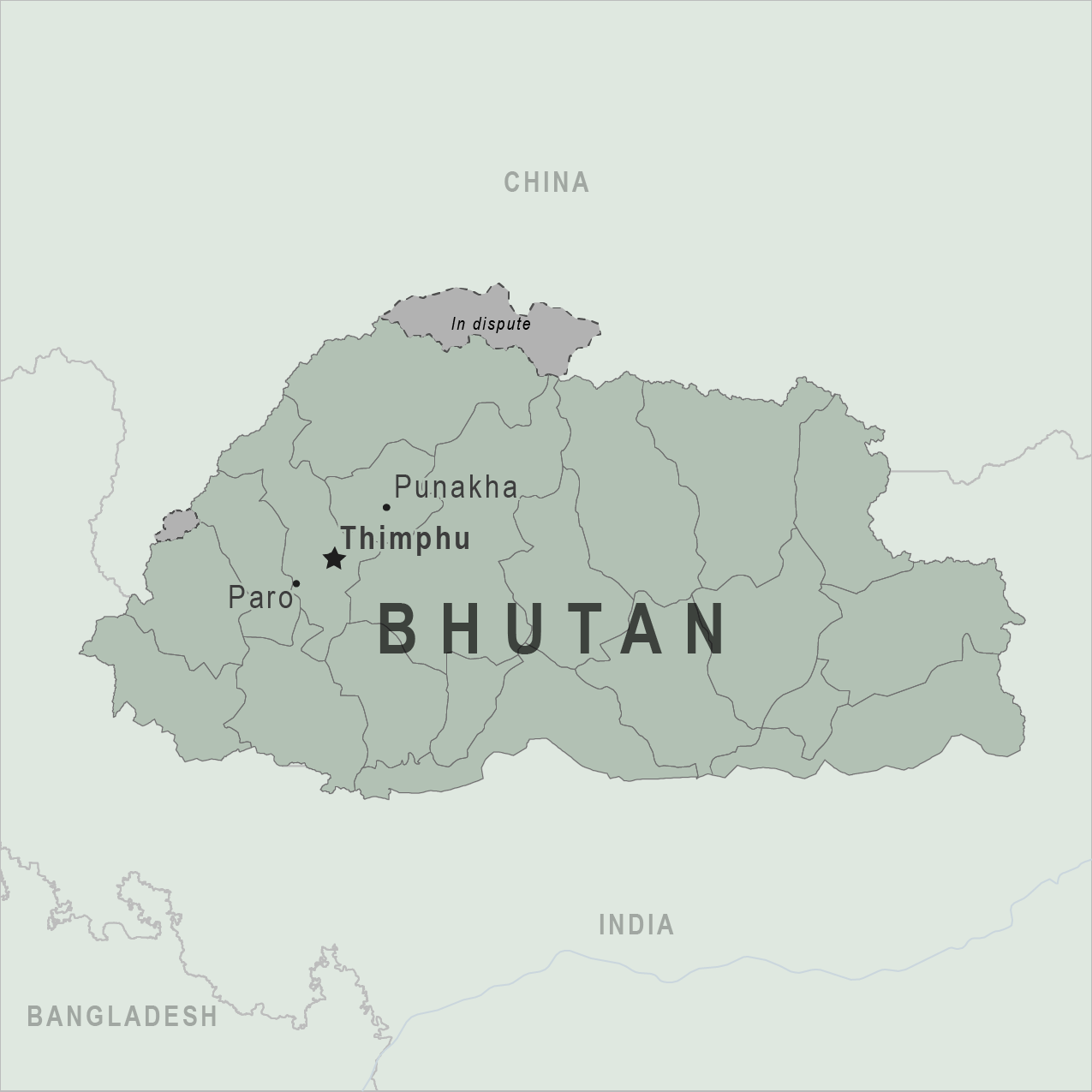 Health Information for Travelers to Bhutan - Traveler view