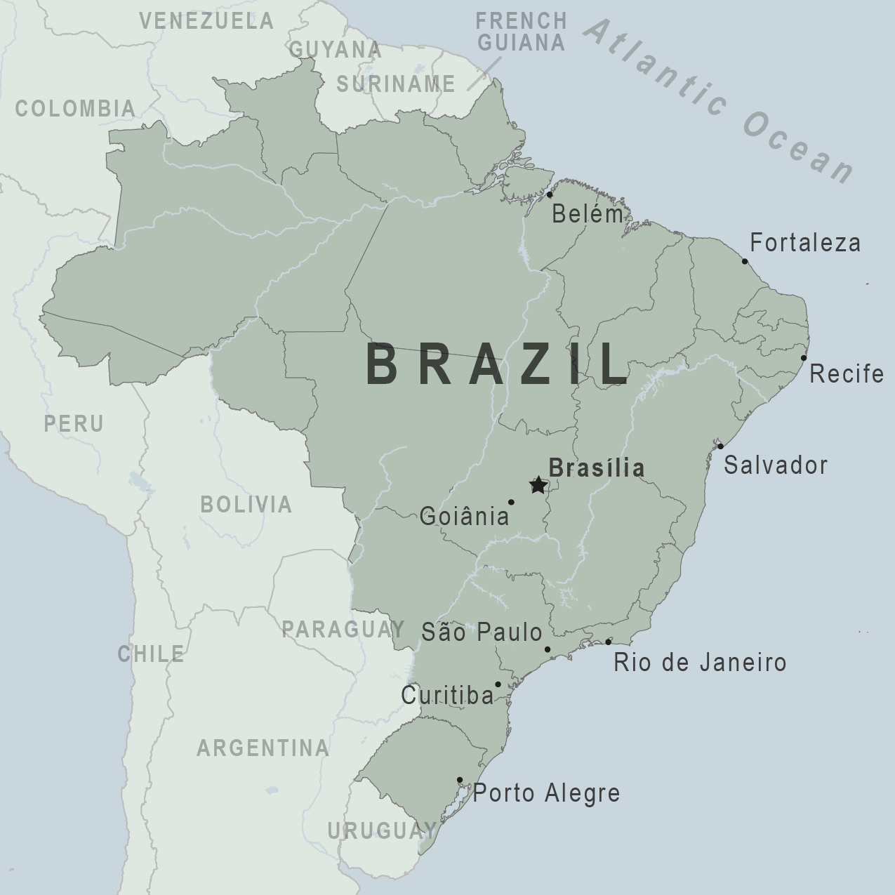 Health Information for Travelers to Brazil Traveler view