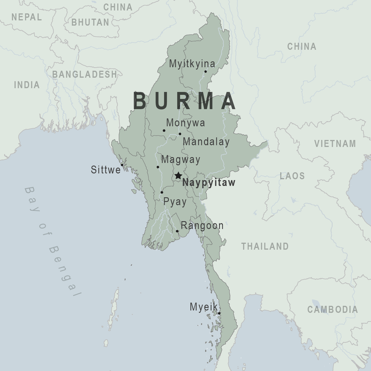 Health Information For Travelers To Burma Myanmar