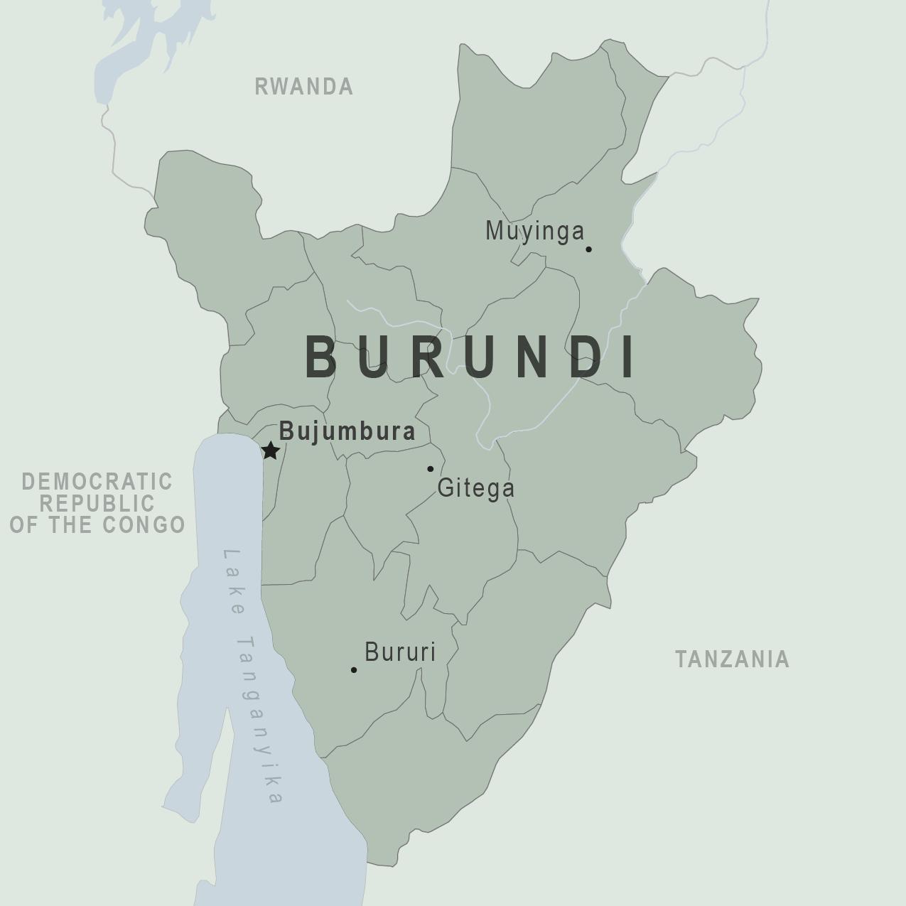 Health Information for Travelers to Burundi Traveler view