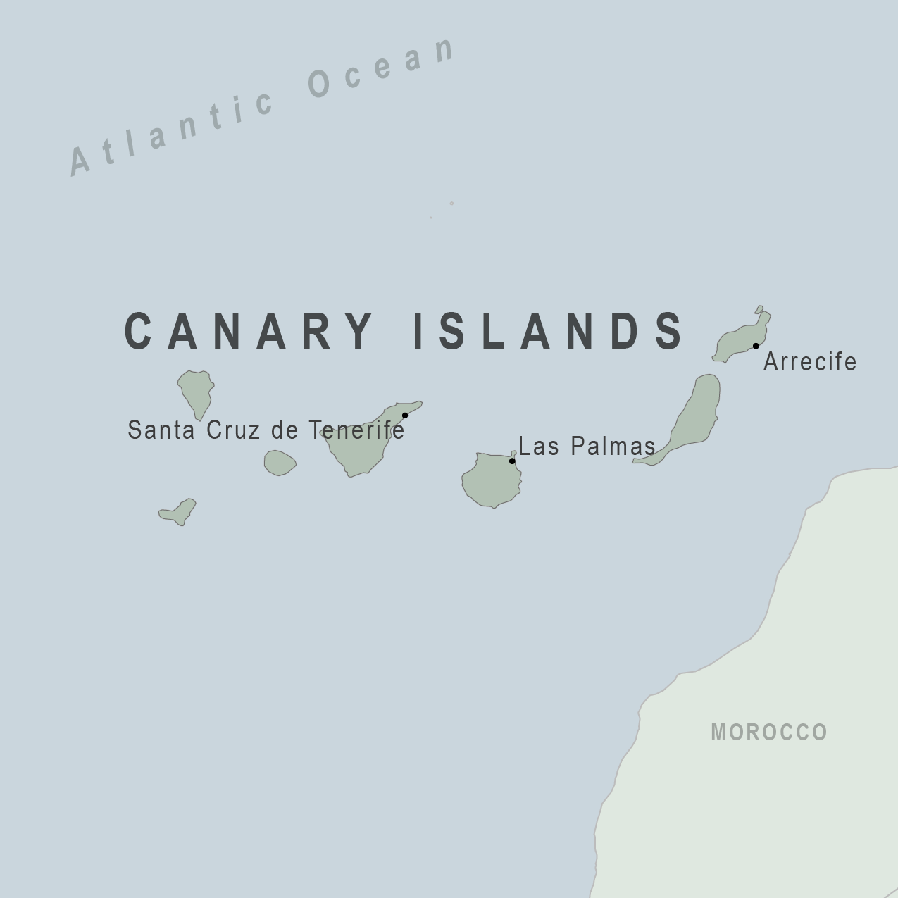 Health Information for Travelers to Canary Islands (Spain ... on
