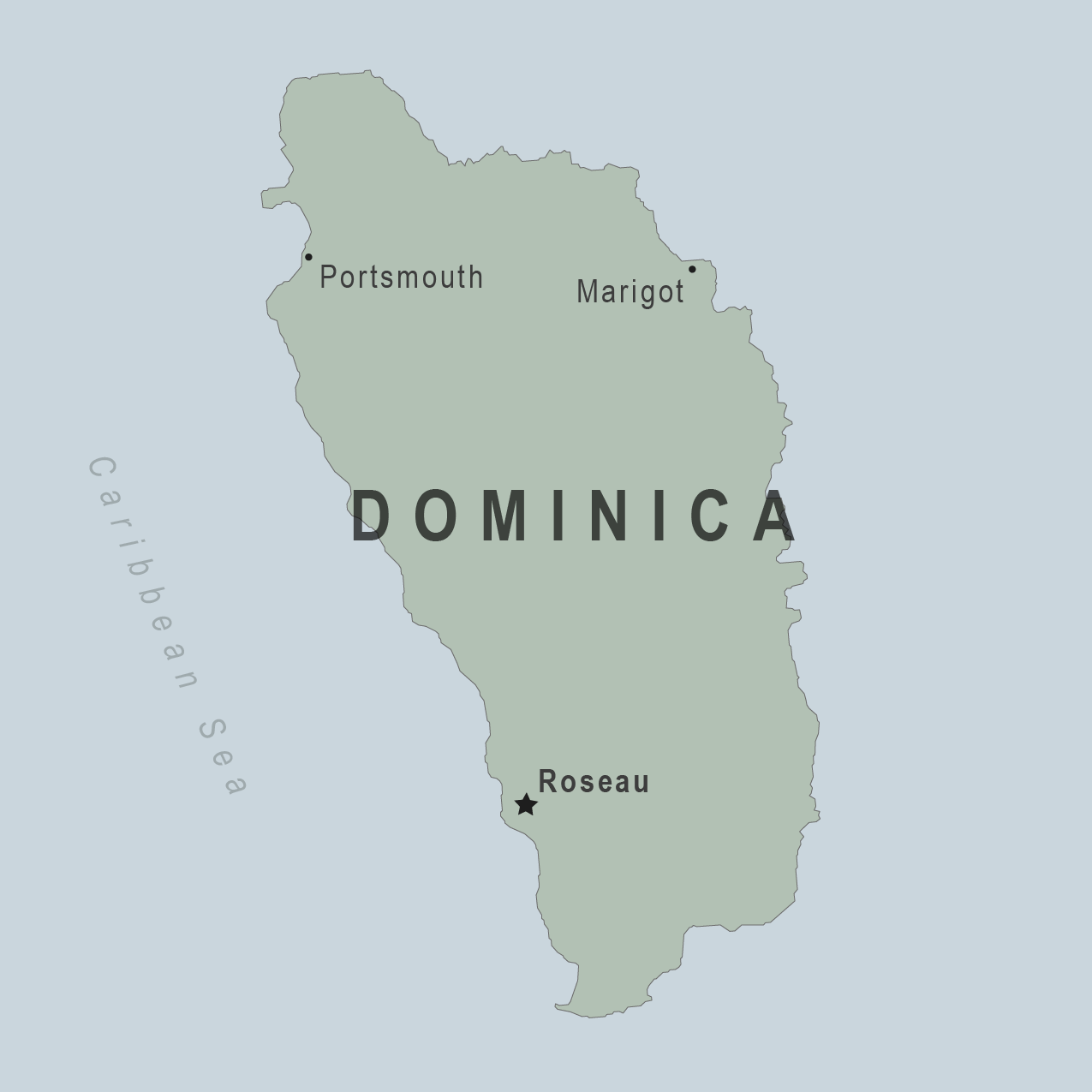 Health Information for Travelers to Dominica Traveler view