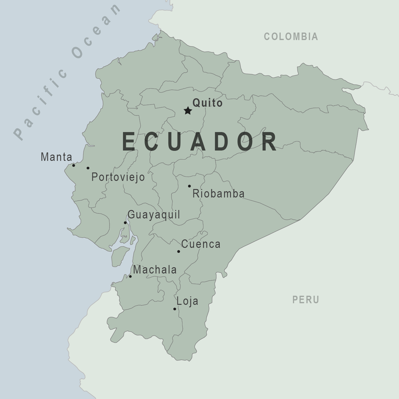 Health information for travelers to ecuador including the on this page gumiabroncs Choice Image