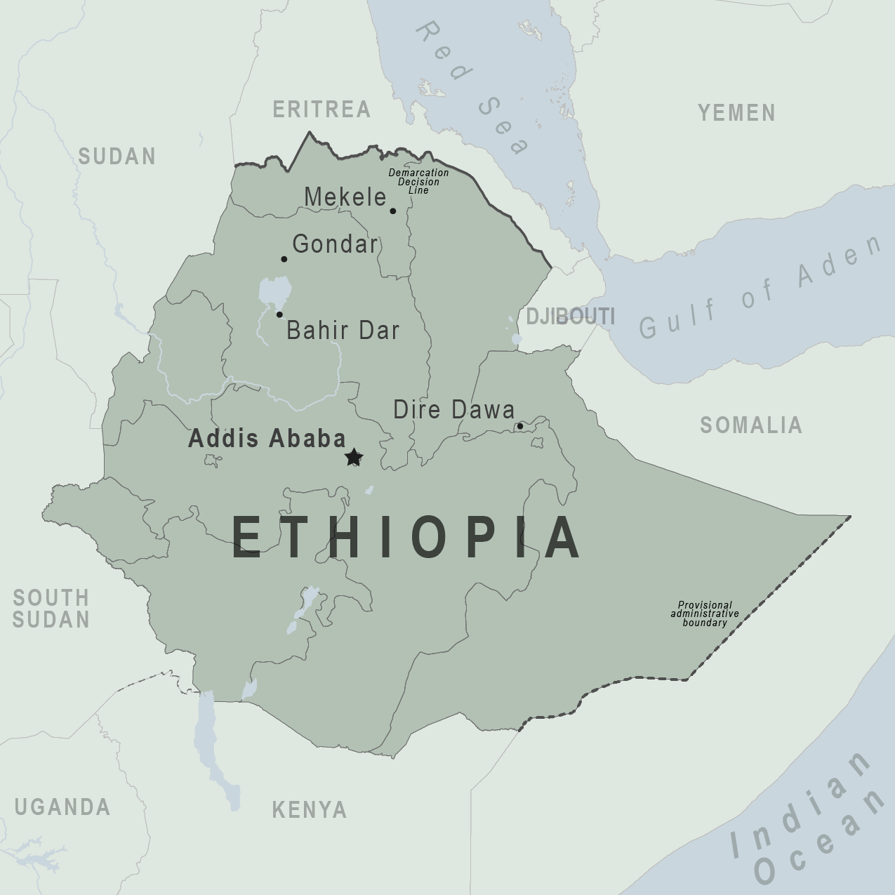 Health Information for Travelers to Ethiopia - Traveler view ...
