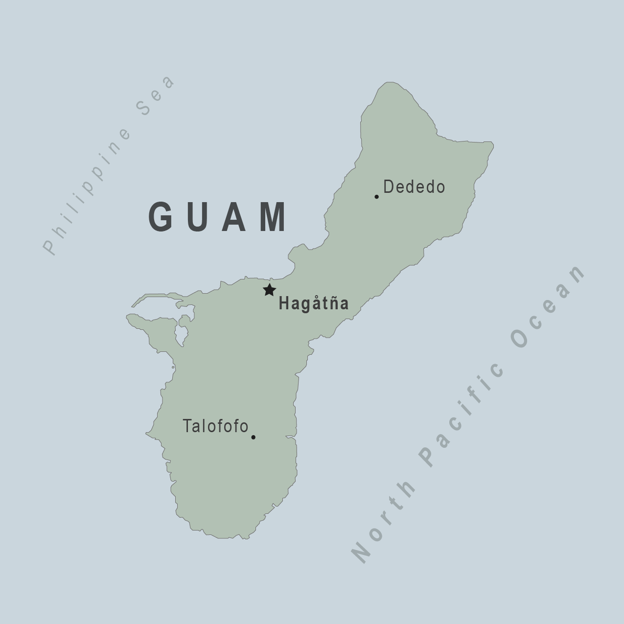 Health Information for Travelers to Guam (U.S.) - Traveler view ...
