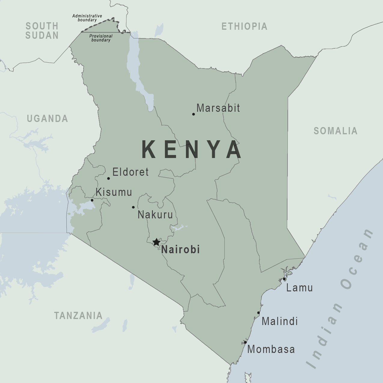 Health Information for Travelers to Kenya - Traveler view ...