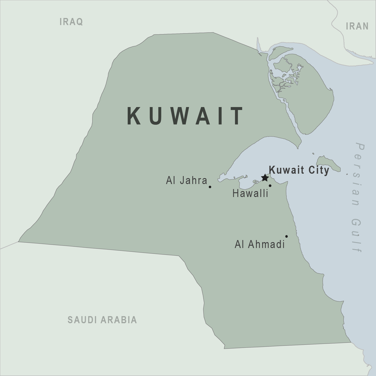 Health Information for Travelers to Kuwait - Traveler view ...