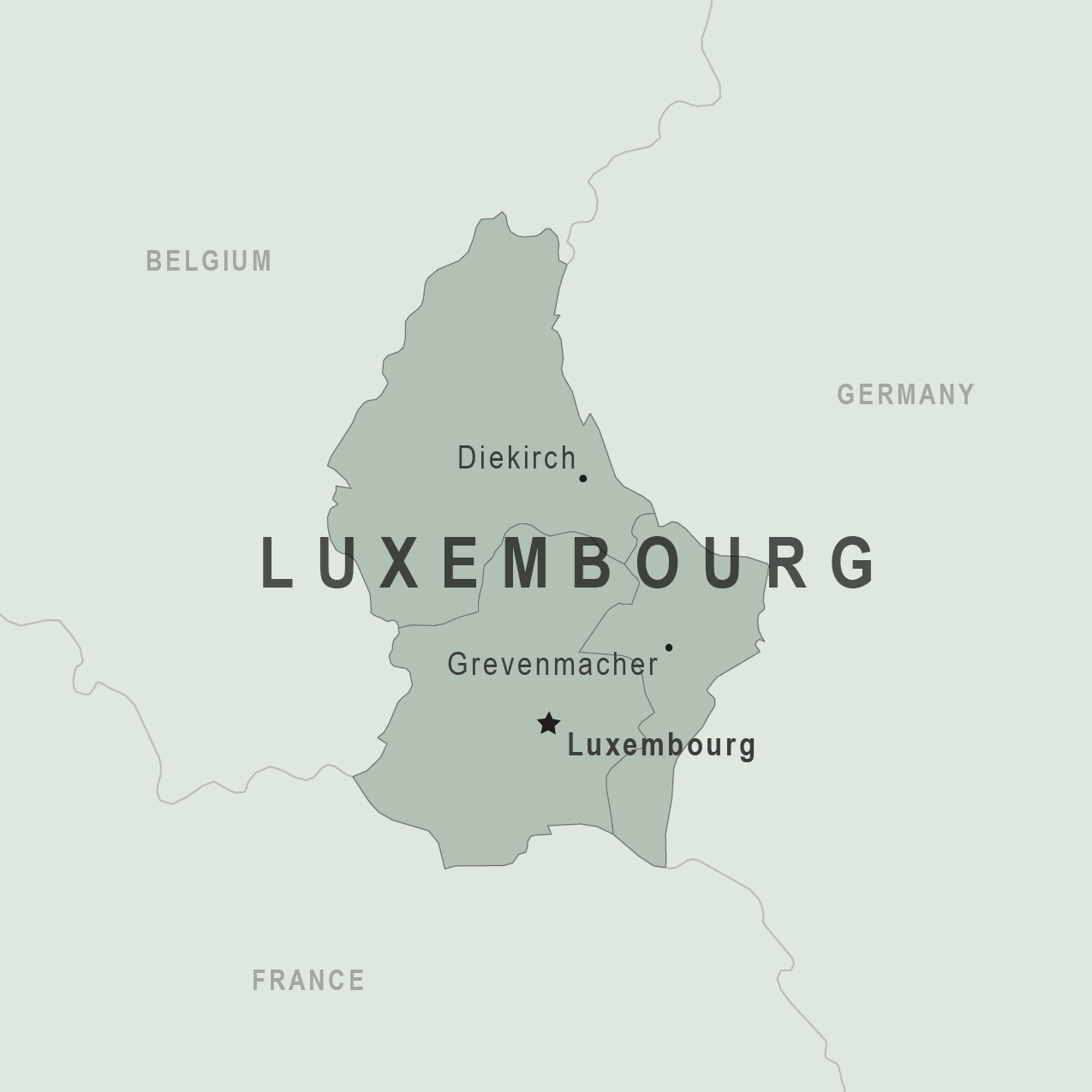 health information for travelers to luxembourg traveler