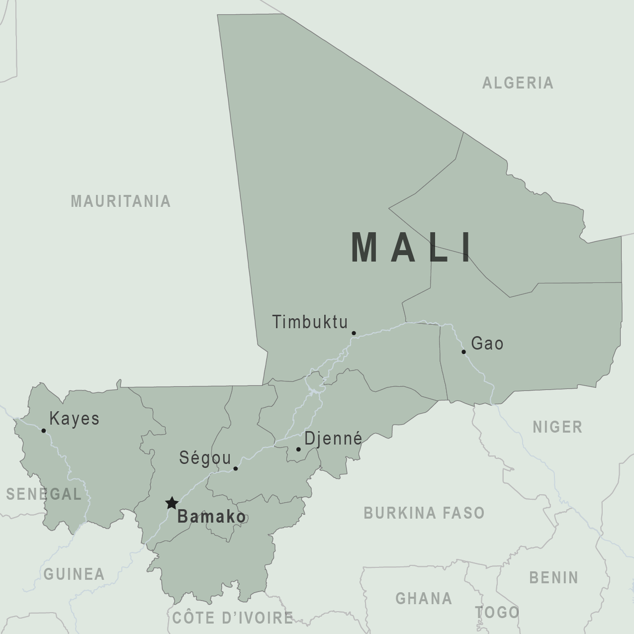 Health Information for Travelers to Mali - Traveler view | Travelers ...