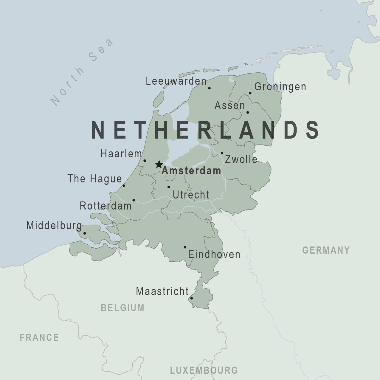 Health Information for Travelers to The Netherlands Traveler