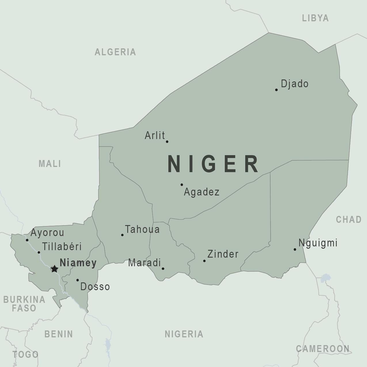 Health Information for Travelers to Niger - Traveler view ...