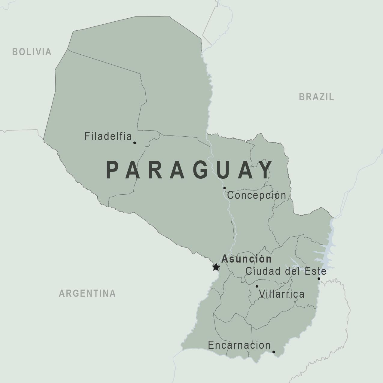 Paraguay dating customs