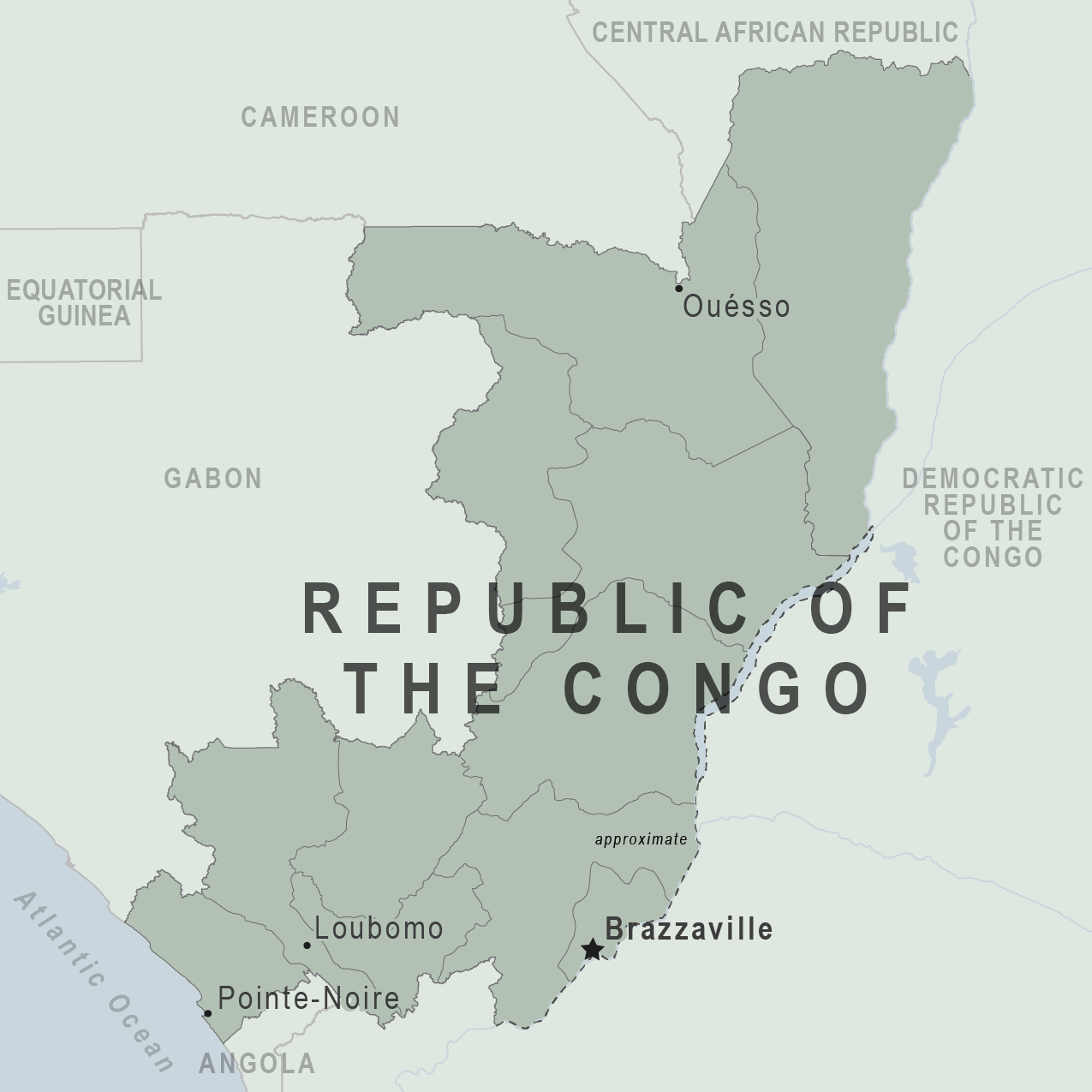 Health Information for Travelers to Republic of the Congo ... CONGO