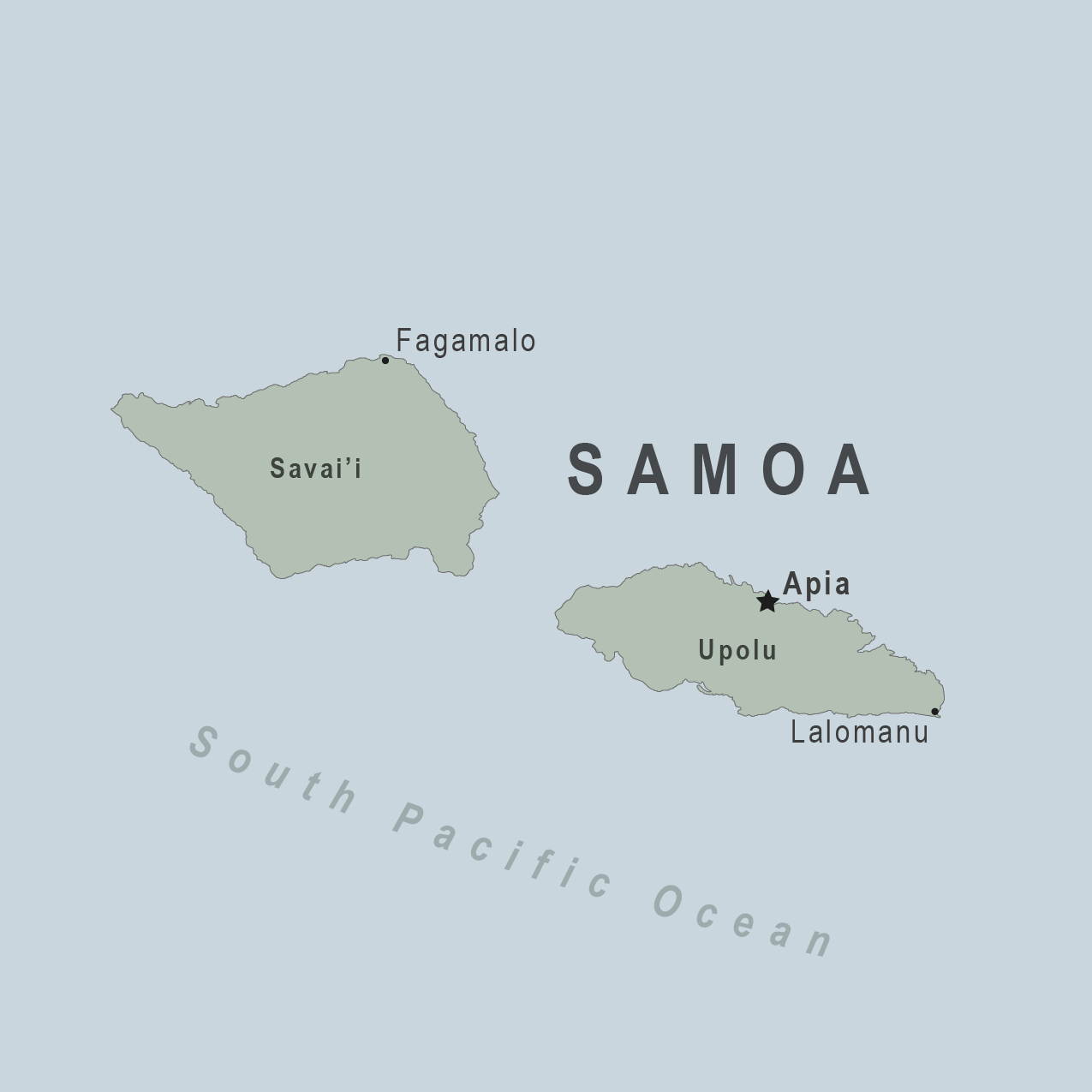 Health Information For Travelers To Samoa Traveler View
