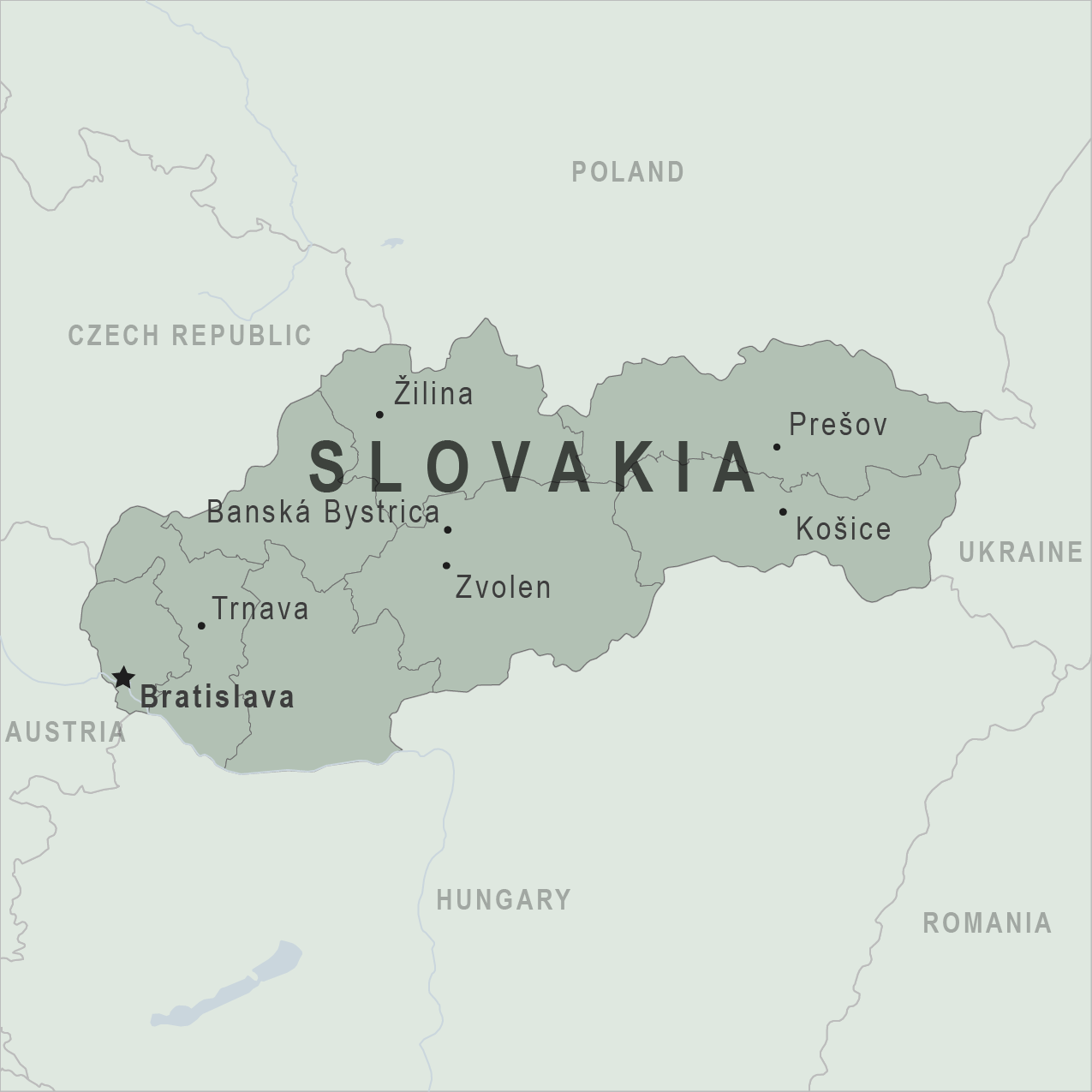 Health Information for Travelers to Slovakia - Traveler view ...