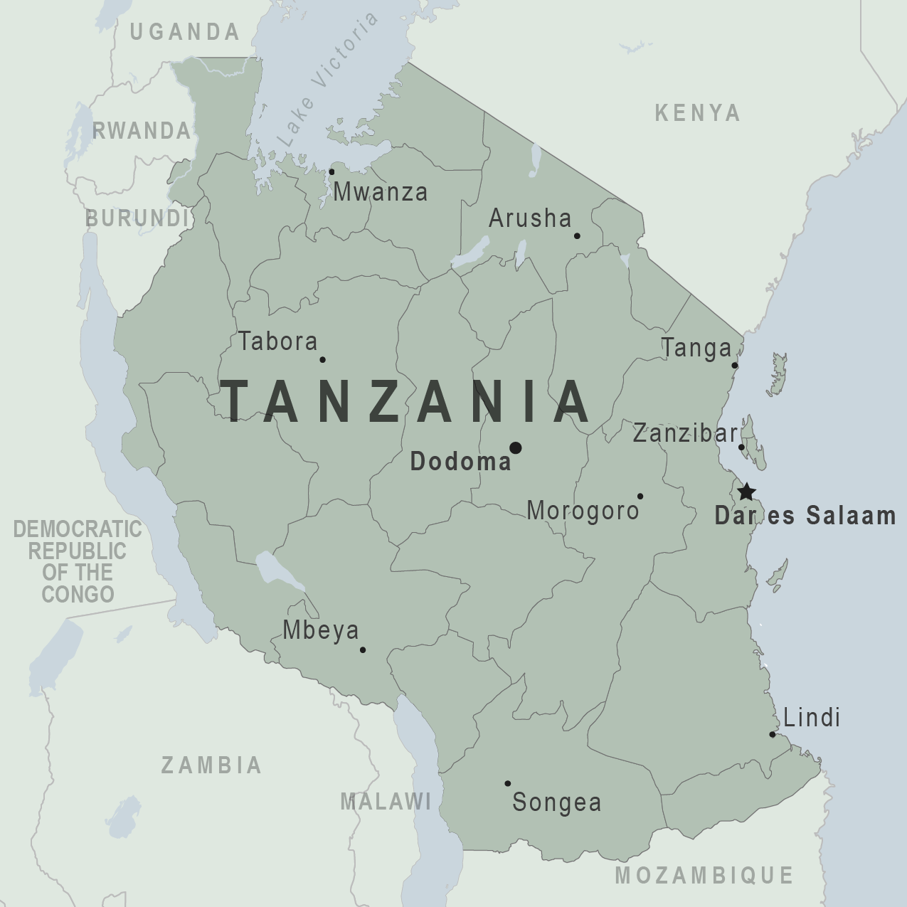 Health Information For Travelers To Tanzania Including