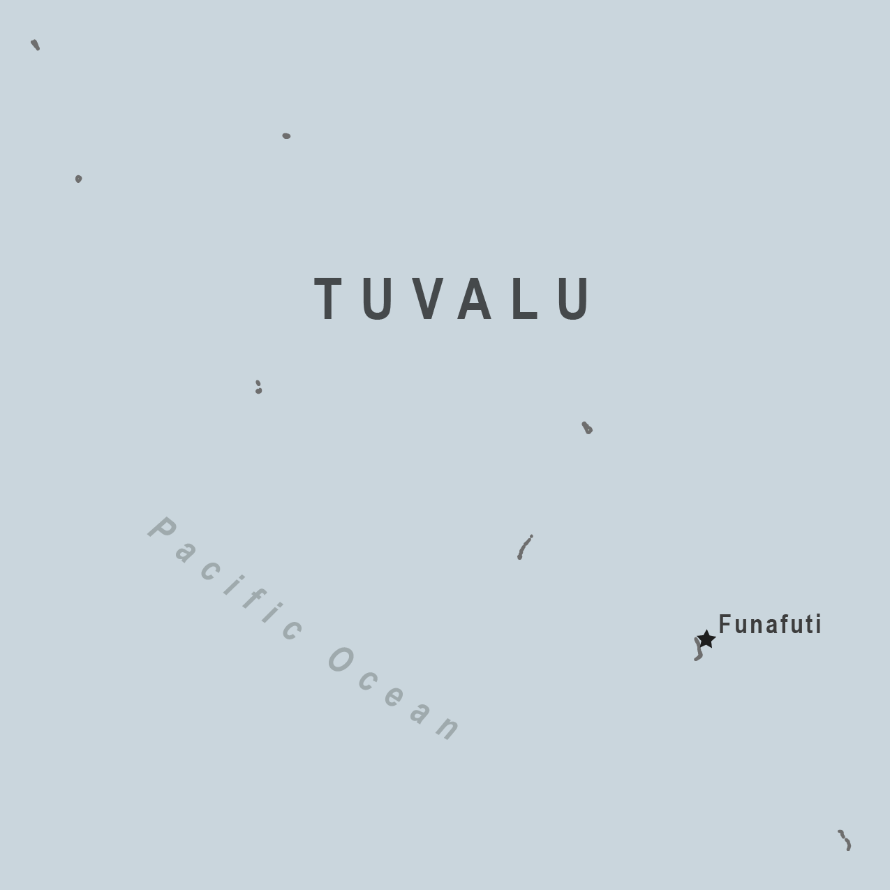 Health Information For Travelers To Tuvalu Traveler View - Tuvalu map