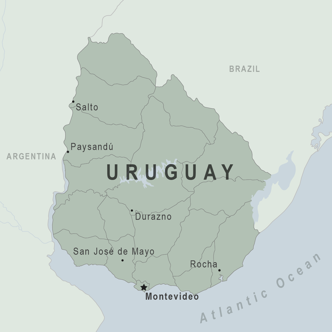Health Information for Travelers to Uruguay - Traveler view ...