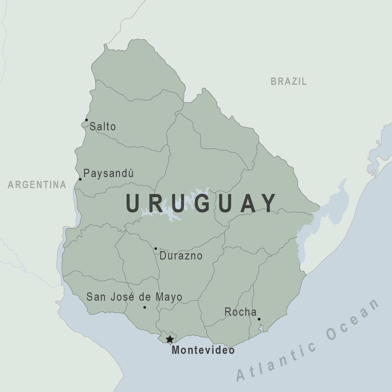 Health Information For Travelers To Uruguay Traveler