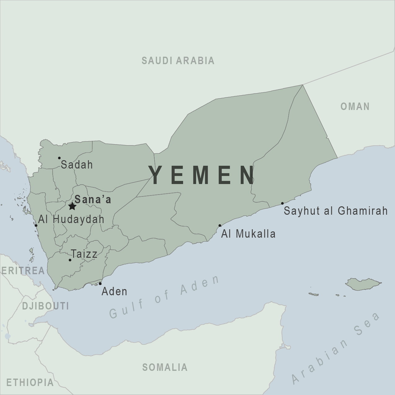 Health Information for Travelers to Yemen - Traveler view.