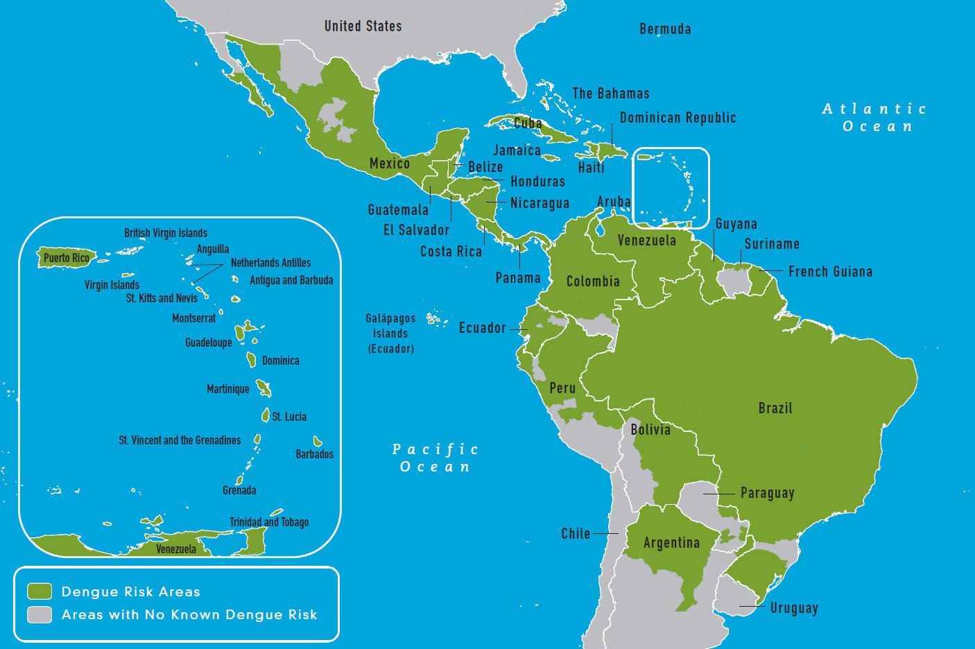 Kartor Karibien Maps Caribbean