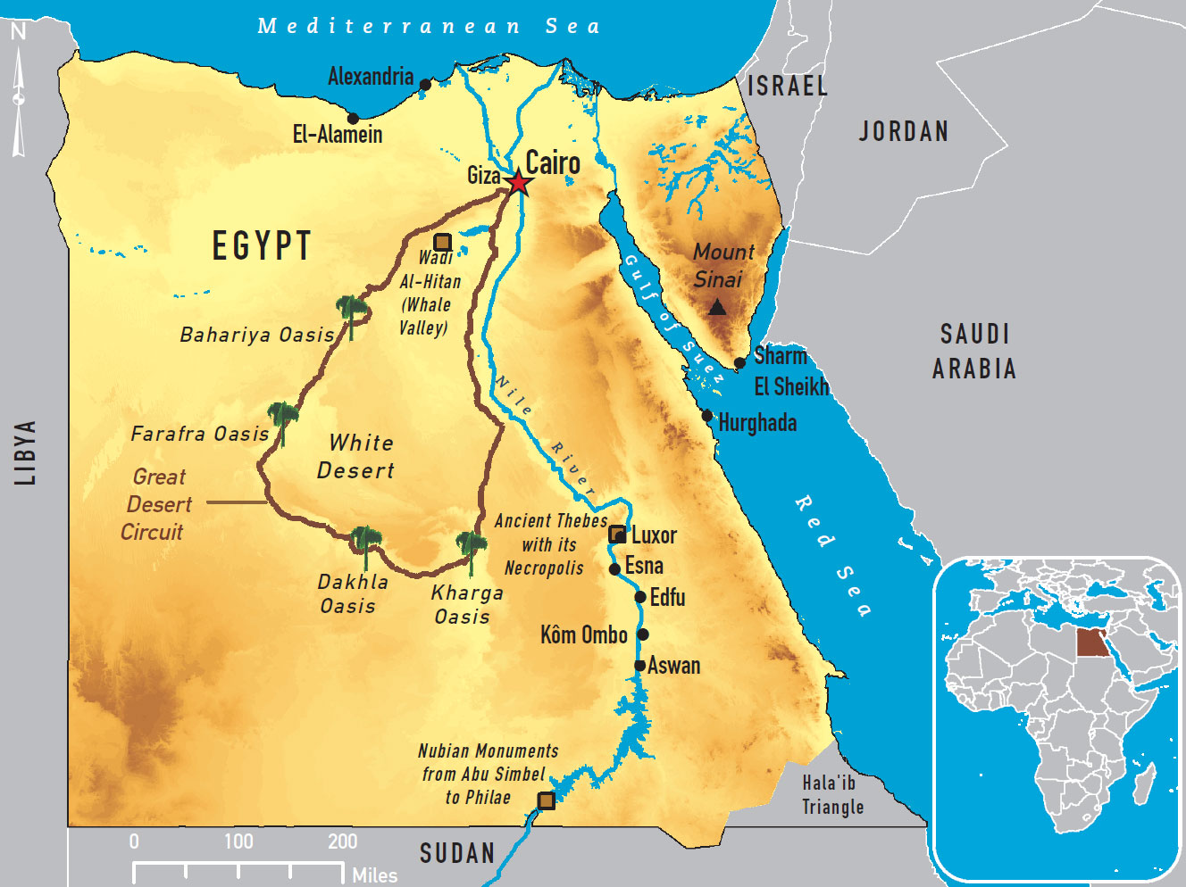 an analysis of the river nile in the egypt Navigating peace no 4 january 2007 water, conflict, and cooperation: lessons from the nile river basin egypt must consent to other nations' use of the.