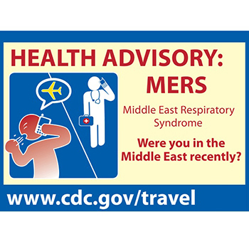 Graphic: Health Advisory: MERS