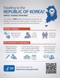 MERS Korea poster
