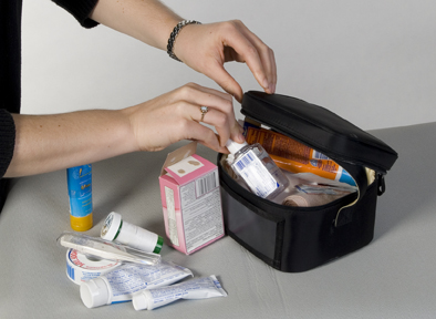 Packing Prescriptions For Air Travel