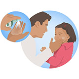 repellent on child