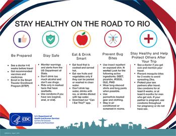 Rio Olympics infographic