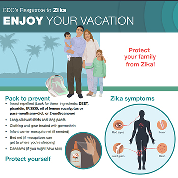 Infographics: Enjoy Your Vacation