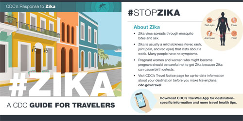 Zika - guide for travelers